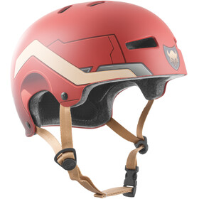 TSG Evolution Graphic Design Helmet Youths steel